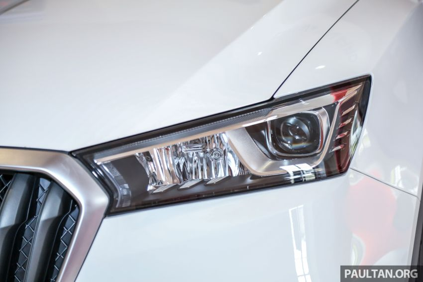 Borgward BX5 and BX7 SUVs previewed in Malaysia Image #812454