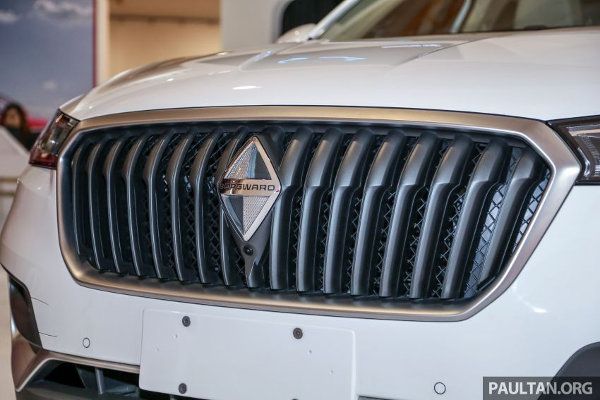Borgward BX5 and BX7 SUVs previewed in Malaysia Image #812456