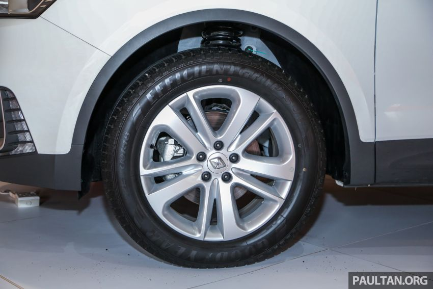 Borgward BX5 and BX7 SUVs previewed in Malaysia Image #812457