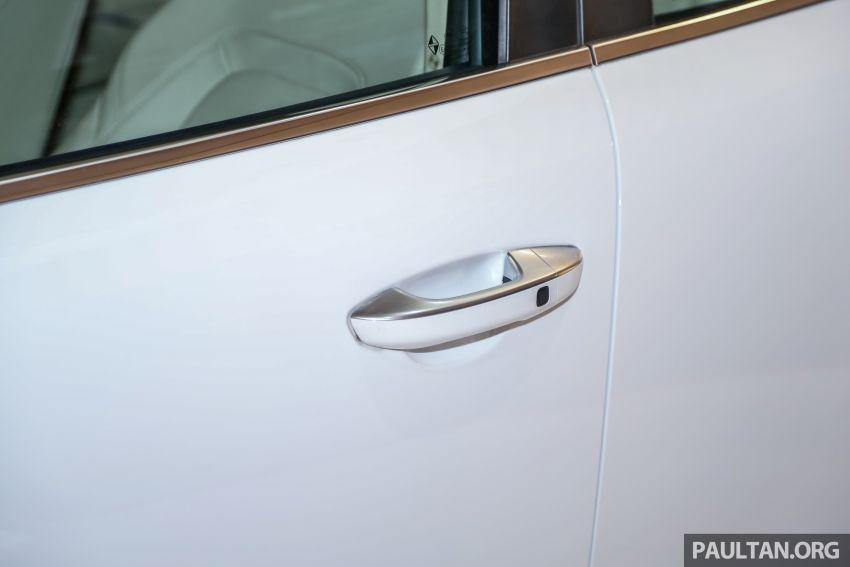 Borgward BX5 dan BX7 dipertontonkan di Malaysia Image #812816