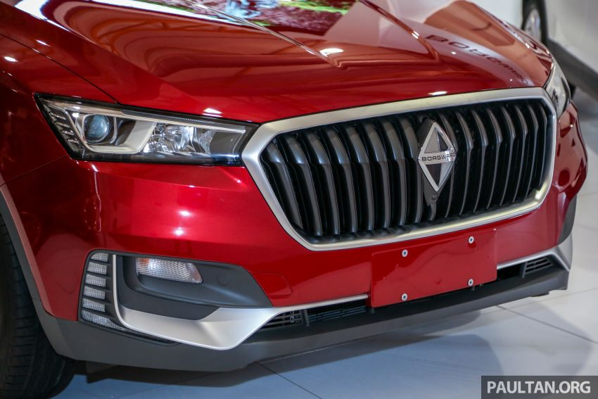 Borgward BX5 and BX7 SUVs previewed in Malaysia Image #812428