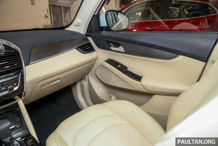 Borgward BX5 dan BX7 dipertontonkan di Malaysia Image #812854