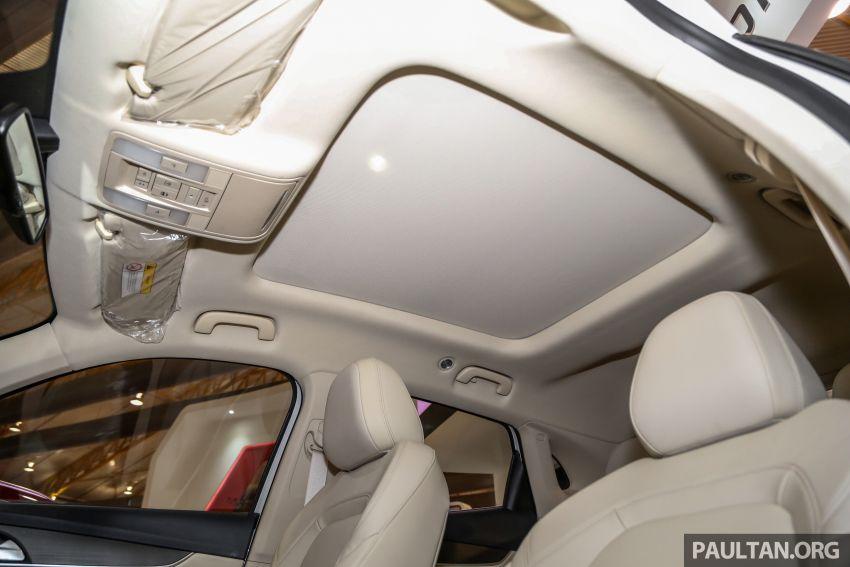 Borgward BX5 dan BX7 dipertontonkan di Malaysia Image #812855