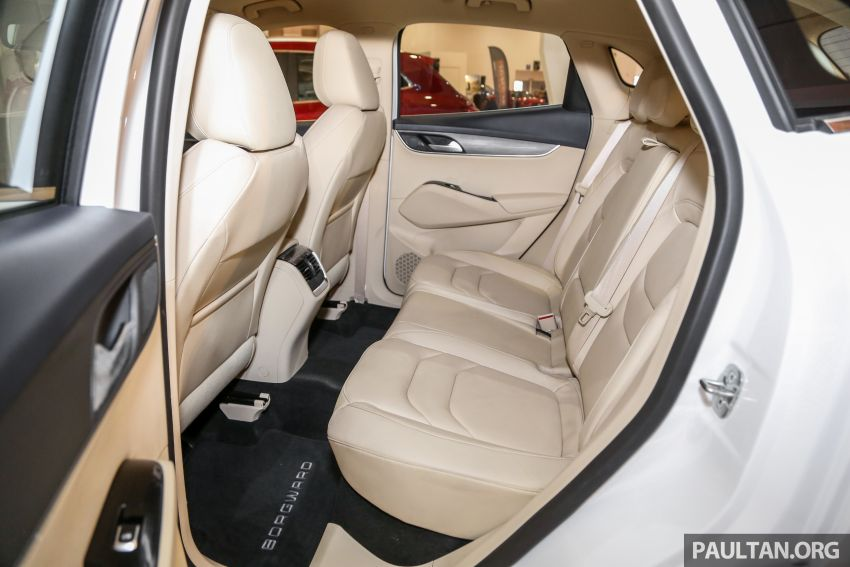 Borgward BX5 and BX7 SUVs previewed in Malaysia Image #812519