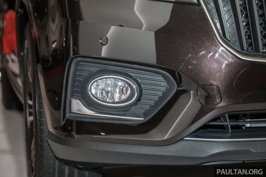 Borgward BX5 and BX7 SUVs previewed in Malaysia Image #812368
