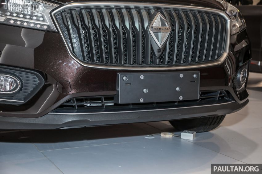Borgward BX5 and BX7 SUVs previewed in Malaysia Image #812370