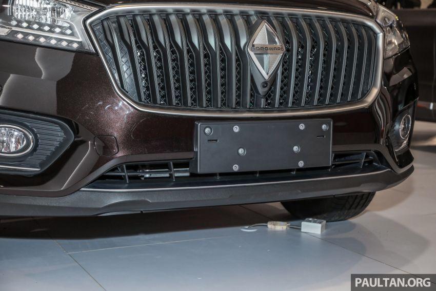 Borgward BX5 dan BX7 dipertontonkan di Malaysia Image #812874