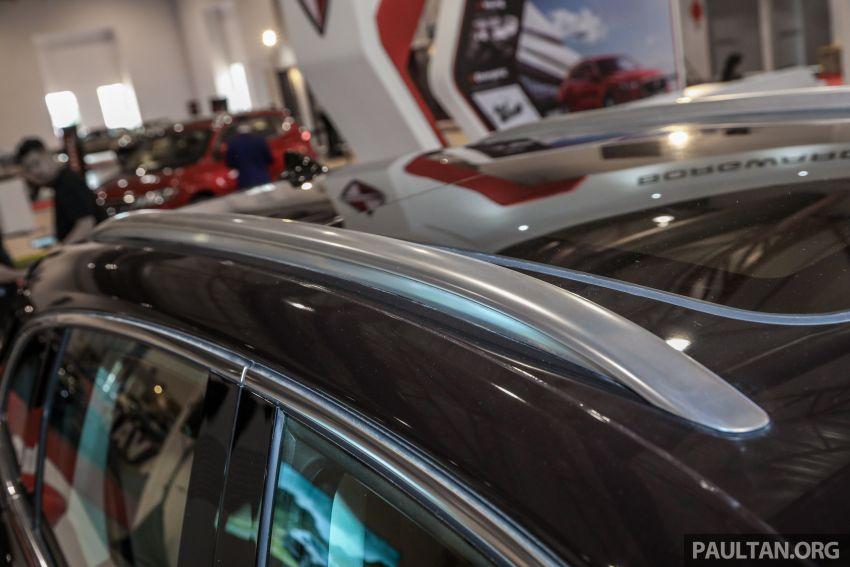 Borgward BX5 dan BX7 dipertontonkan di Malaysia Image #812879