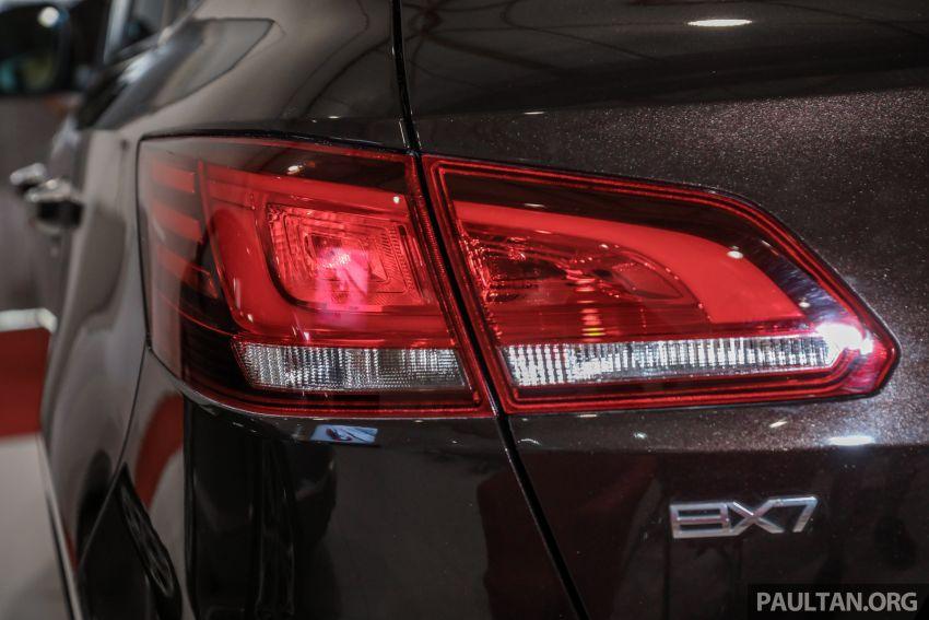 Borgward BX5 dan BX7 dipertontonkan di Malaysia Image #812883