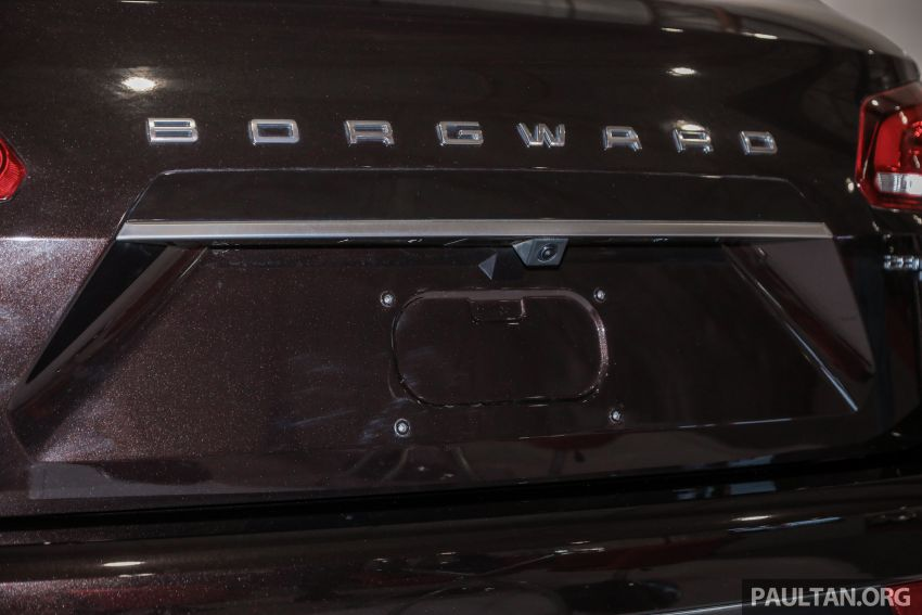 Borgward BX5 and BX7 SUVs previewed in Malaysia Image #812381