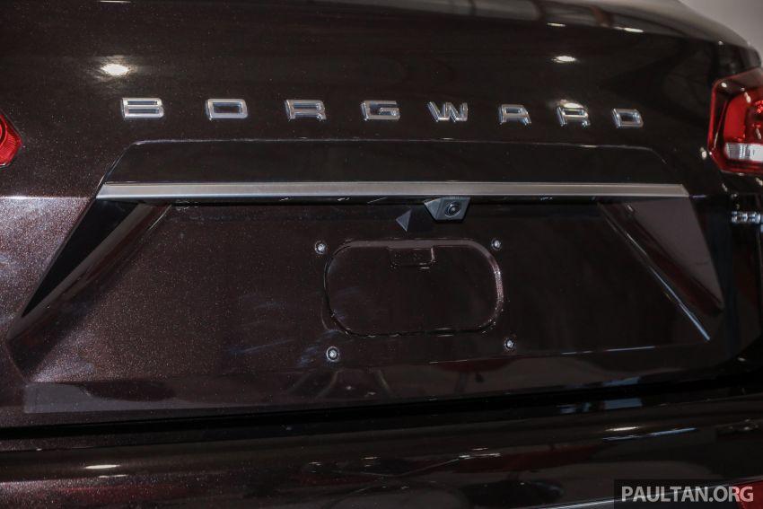 Borgward BX5 dan BX7 dipertontonkan di Malaysia Image #812885