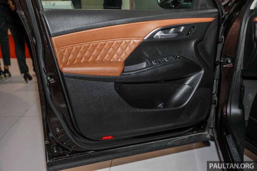 Borgward BX5 dan BX7 dipertontonkan di Malaysia Image #812903