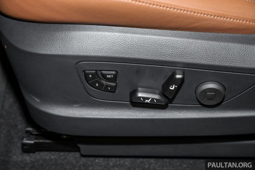 Borgward BX5 dan BX7 dipertontonkan di Malaysia Image #812907