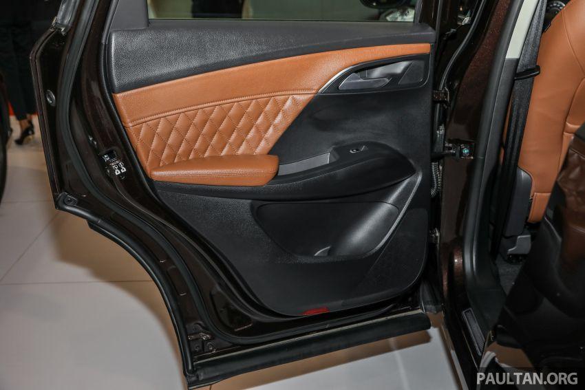 Borgward BX5 dan BX7 dipertontonkan di Malaysia Image #812909