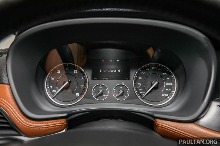 Borgward BX5 dan BX7 dipertontonkan di Malaysia Image #812893