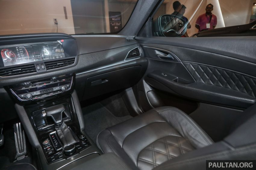 Borgward BX5 and BX7 SUVs previewed in Malaysia Image #813234