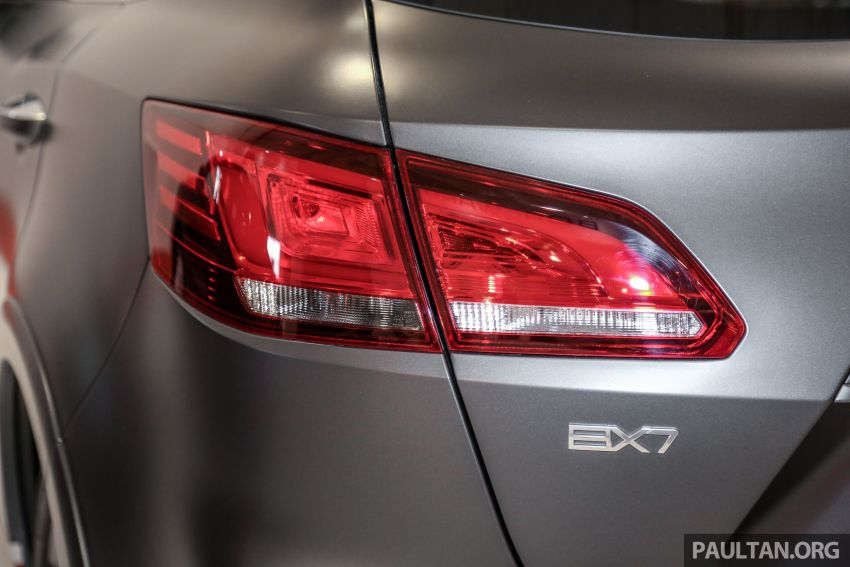 Borgward BX5 and BX7 SUVs previewed in Malaysia Image #813221