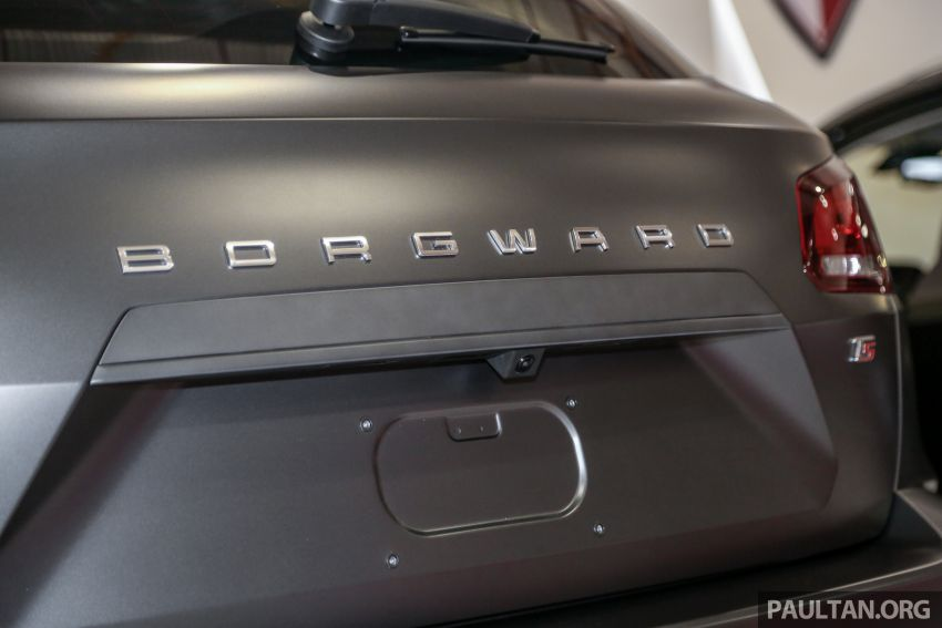 Borgward BX5 and BX7 SUVs previewed in Malaysia Image #813224