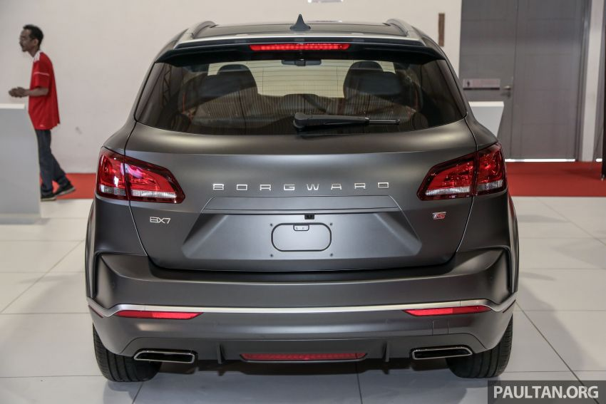 Borgward BX5 and BX7 SUVs previewed in Malaysia Image #813207