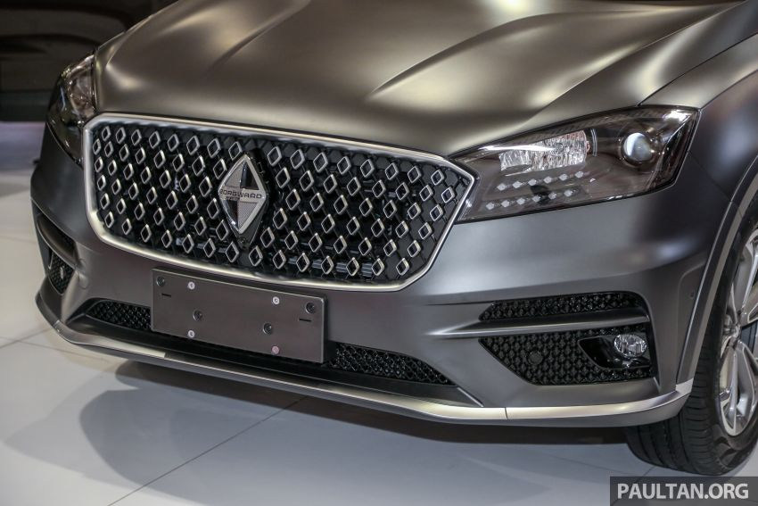 Borgward BX5 and BX7 SUVs previewed in Malaysia Image #813208