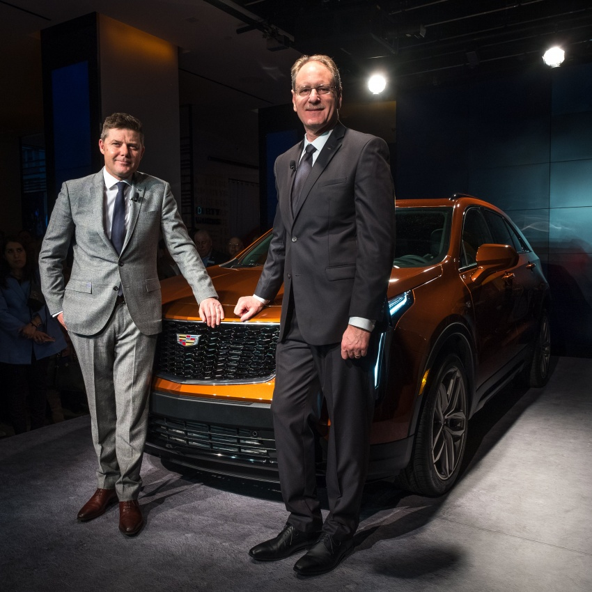 Brand's First Compact SUV Debuts Paul