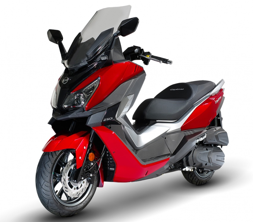 2018 SYM CRUiSYM 250i and Jet 14 scooters launched in Malaysia – priced from RM20,021 and RM7,089 Image #806778