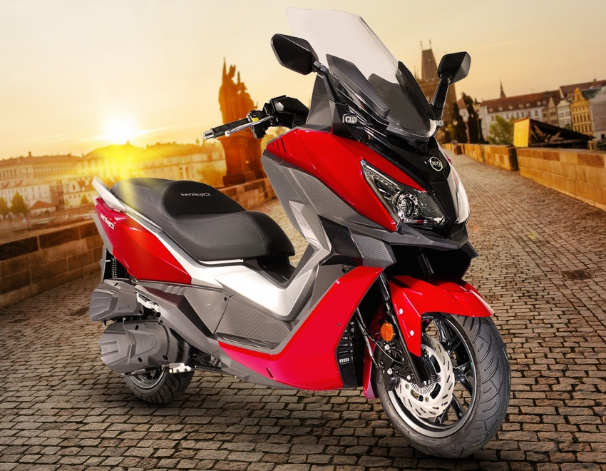 2018 SYM CRUiSYM 250i and Jet 14 scooters launched in Malaysia – priced from RM20,021 and RM7,089 Image #806782