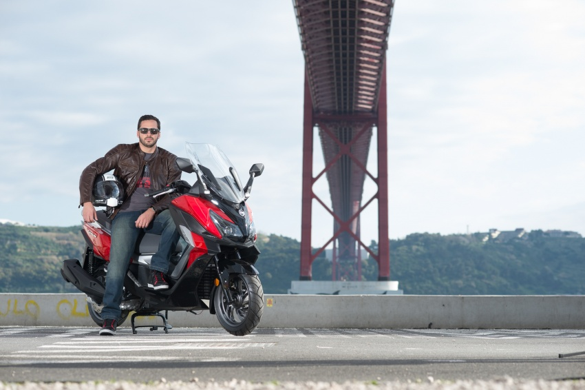 2018 SYM CRUiSYM 250i and Jet 14 scooters launched in Malaysia – priced from RM20,021 and RM7,089 Image #806781