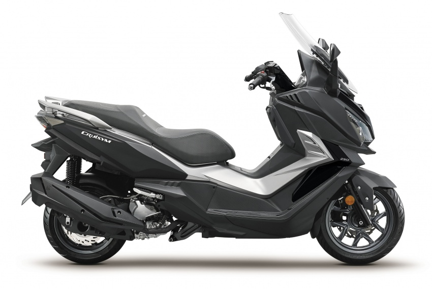 2018 SYM CRUiSYM 250i and Jet 14 scooters launched in Malaysia – priced from RM20,021 and RM7,089 Image #806780