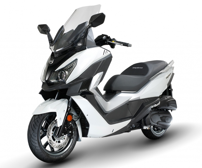 2018 SYM CRUiSYM 250i and Jet 14 scooters launched in Malaysia – priced from RM20,021 and RM7,089 Image #806774