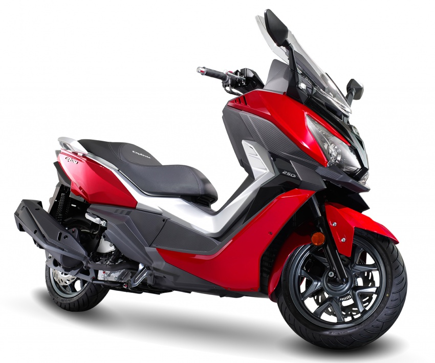 2018 SYM CRUiSYM 250i and Jet 14 scooters launched in Malaysia – priced from RM20,021 and RM7,089 Image #806776
