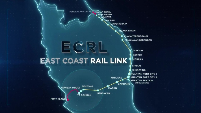 China gave the best deal for ECRL project – PM Najib Image #805668