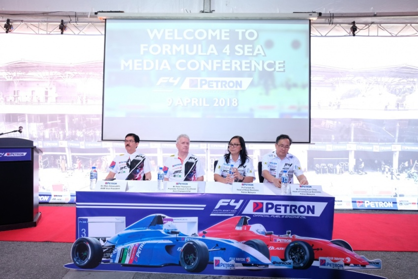 Formula 4 SEA season finale in Malaysia – April 13-15 Image #804345