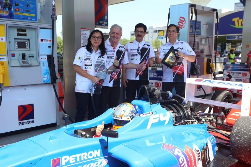 Formula 4 SEA season finale in Malaysia – April 13-15 Image #804347