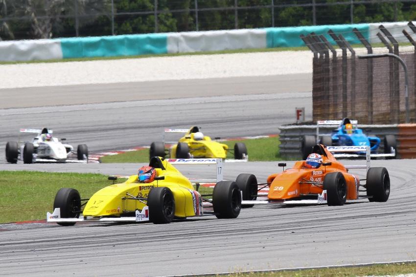 Formula 4 SEA season finale – M'sians win at Sepang Image #807185