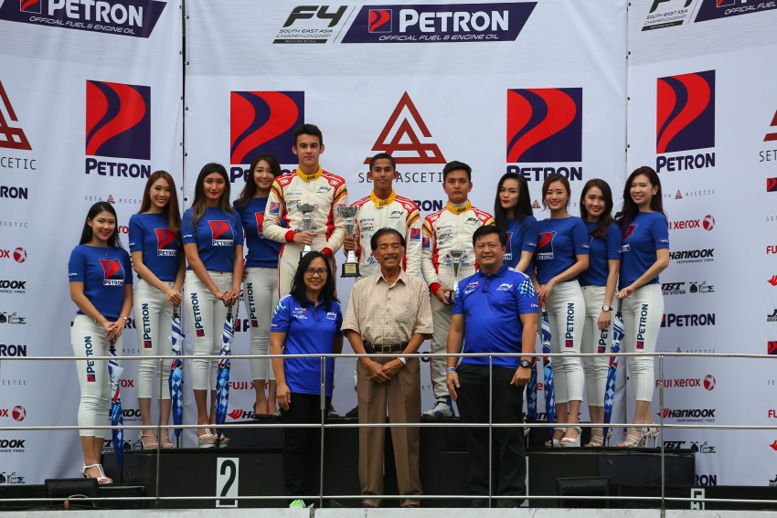 Formula 4 SEA season finale – M'sians win at Sepang Image #807186