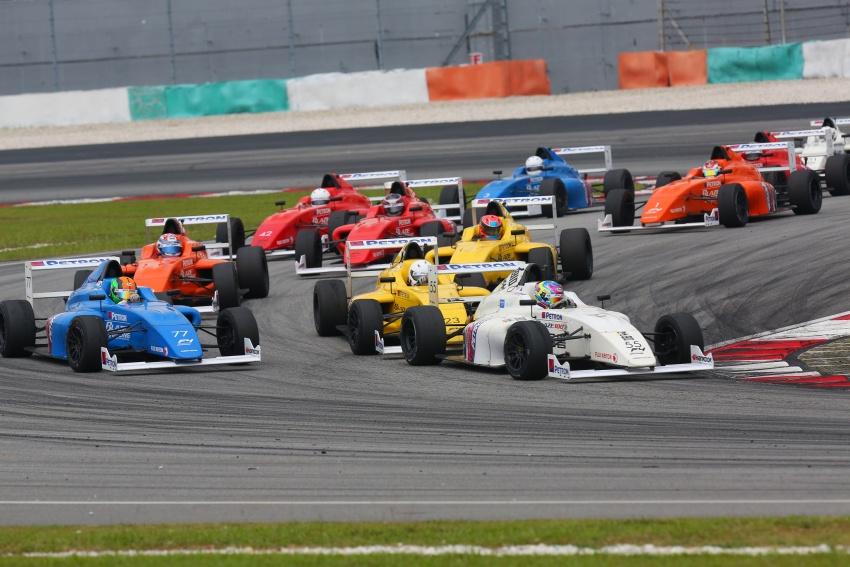 Formula 4 SEA season finale – M'sians win at Sepang Image #807188