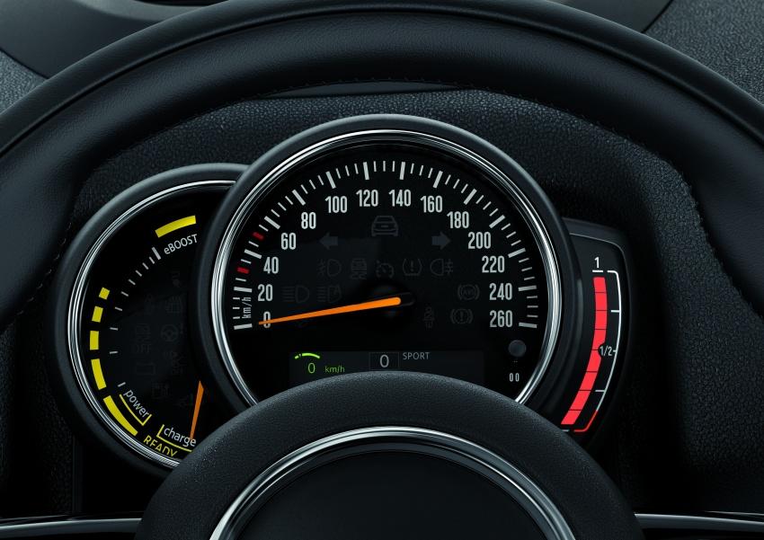 F60 MINI Cooper S E Countryman All4 in Malaysia – 1.5 turbo PHEV, 0-100 in 6.8 sec, 2.1 l/100 km, RM256k Image #802712