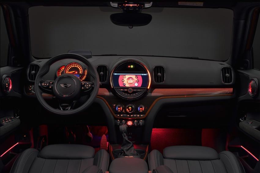F60 MINI Cooper S E Countryman All4 in Malaysia – 1.5 turbo PHEV, 0-100 in 6.8 sec, 2.1 l/100 km, RM256k Image #802713