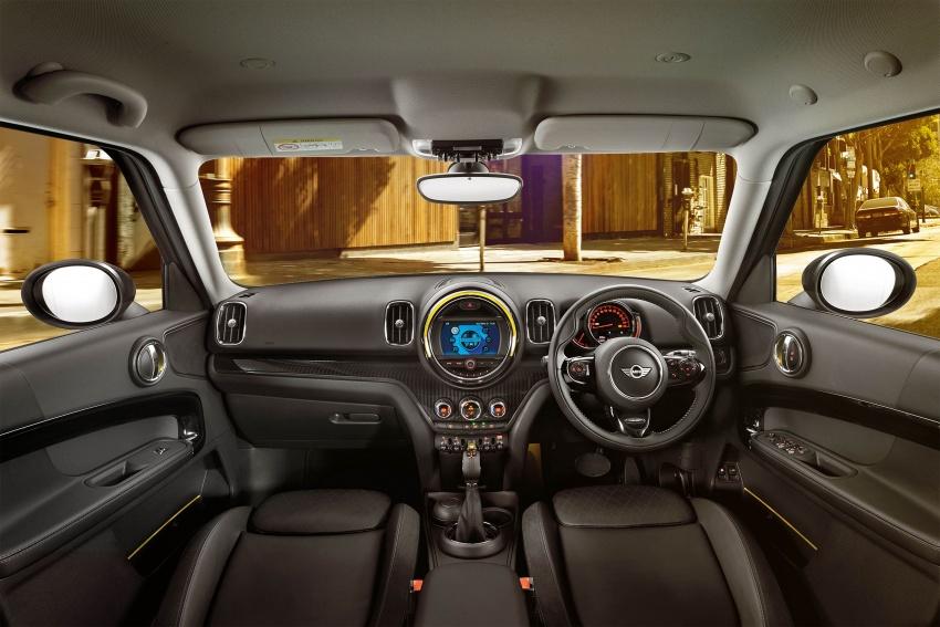 F60 MINI Cooper S E Countryman All4 in Malaysia – 1.5 turbo PHEV, 0-100 in 6.8 sec, 2.1 l/100 km, RM256k Image #802725