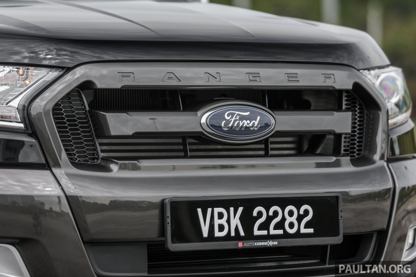 Ford Ranger 2.2L WildTrak launched in M'sia- RM128k Image #807845