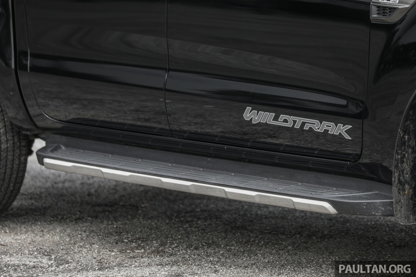 Ford Ranger 2.2L WildTrak launched in M'sia- RM128k Image #807852