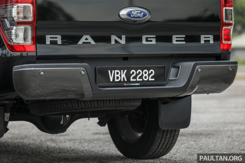Ford Ranger 2.2L WildTrak launched in M'sia- RM128k Image #807860