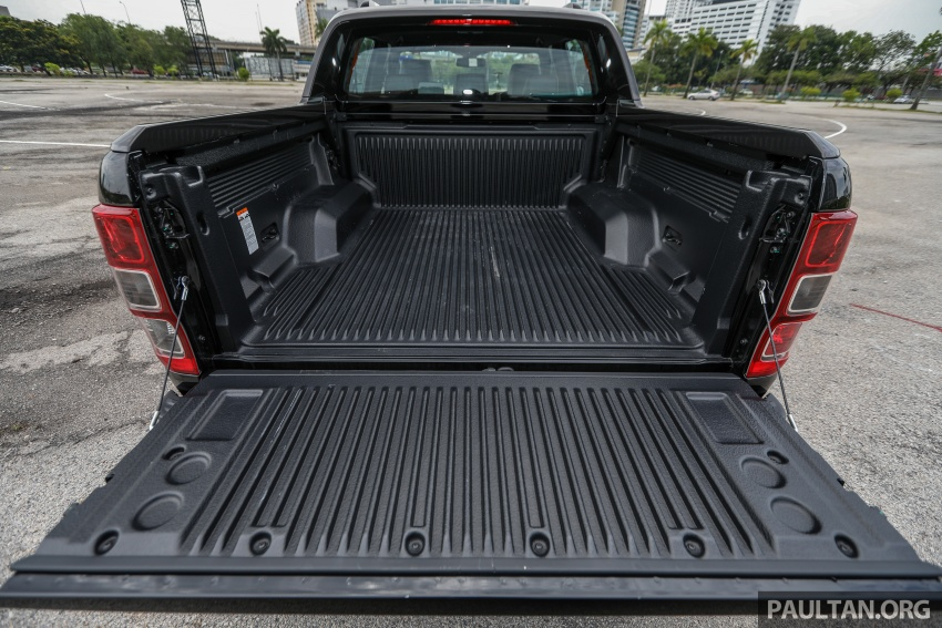Ford Ranger 2.2L WildTrak launched in M'sia- RM128k Image #807862
