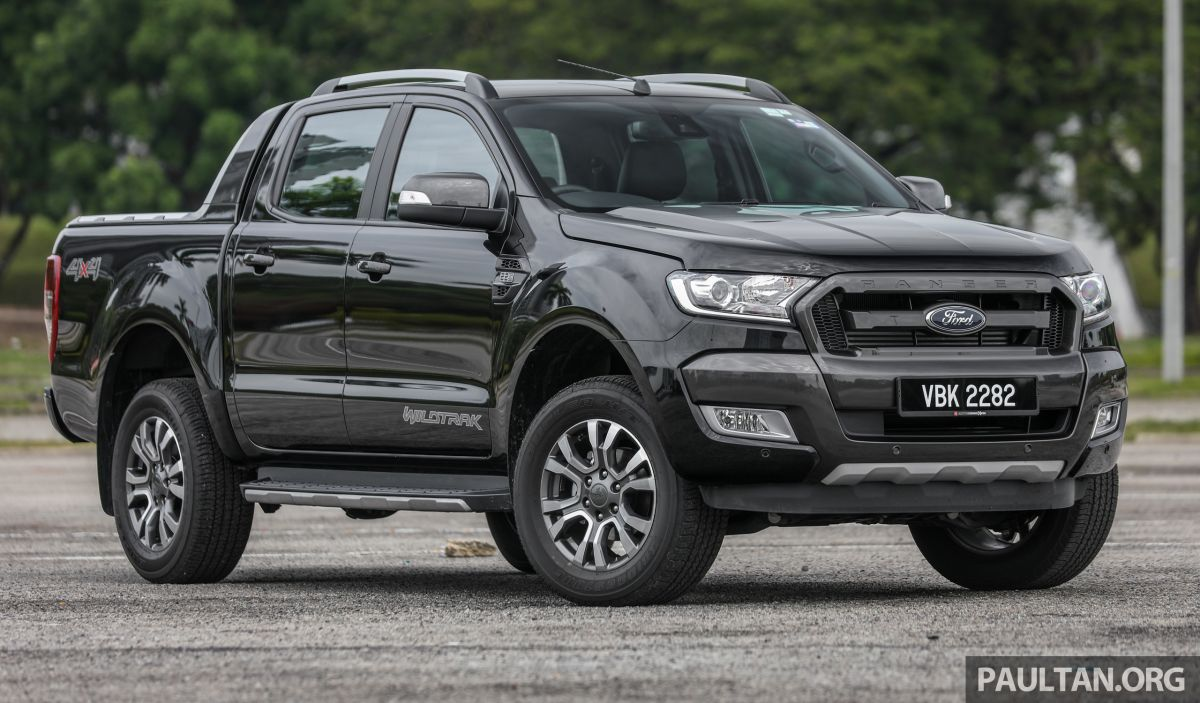ford ranger sales up 61 in q3 2018 2 245 units sold. Black Bedroom Furniture Sets. Home Design Ideas