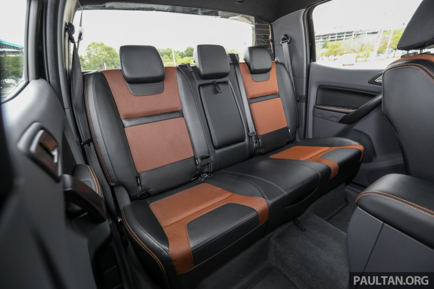Ford Ranger 2.2L WildTrak launched in M'sia- RM128k Image #807823