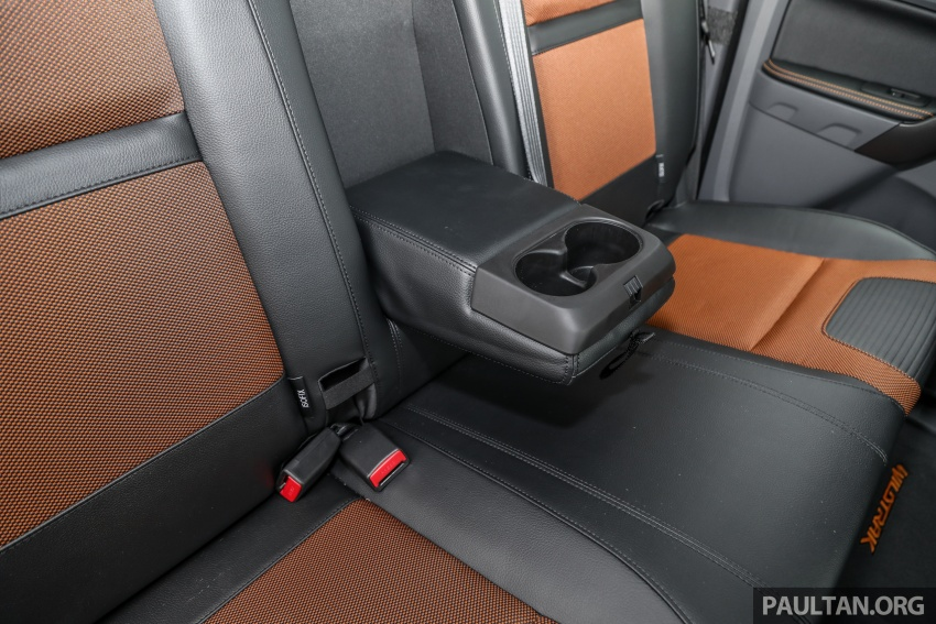 Ford Ranger 2.2L WildTrak launched in M'sia- RM128k Image #807824