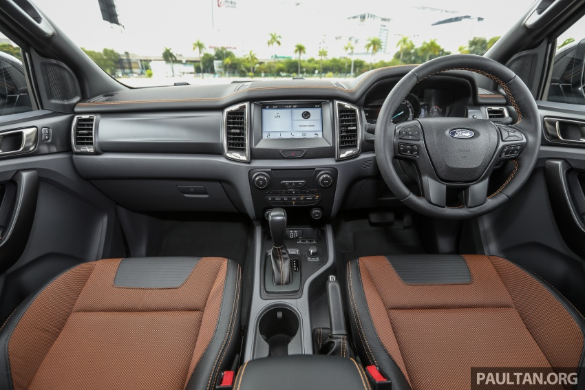 Ford Ranger 2.2L WildTrak launched in M'sia- RM128k Image #807800