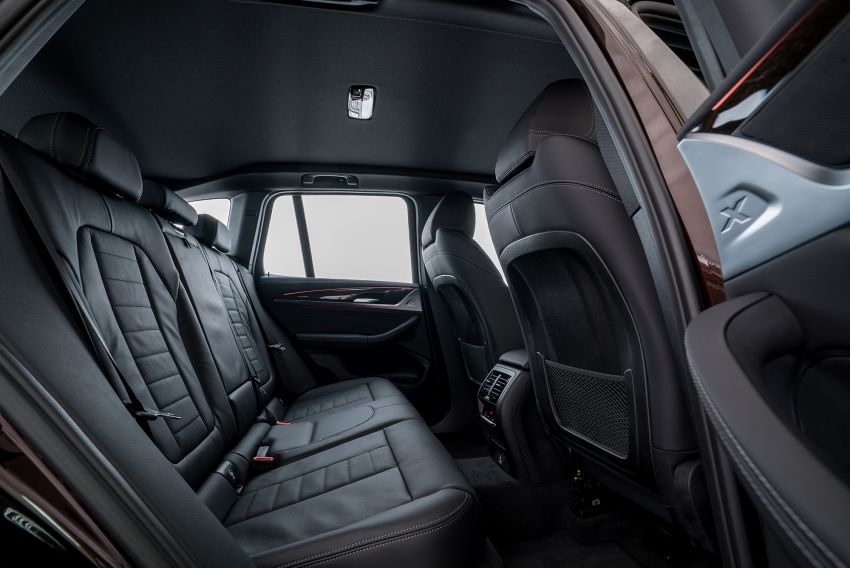 G01 BMW X3 launched in M'sia – 30i Luxury, RM320k Image #809191