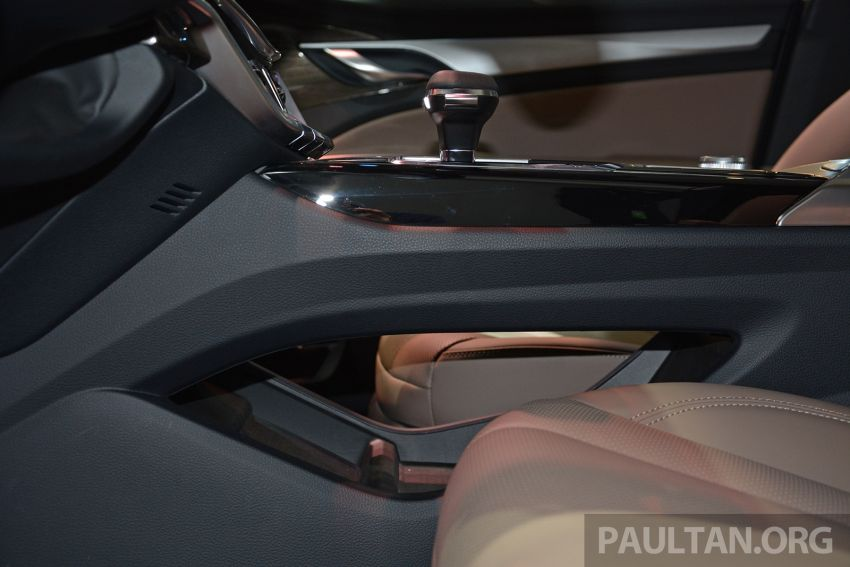 Beijing 2018: Geely Borui GE hybrid variants unveiled – PHEV and MHEV D-segment sedans, 1.5T 7DCT Image #811165